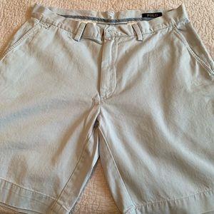 Polo By Ralph Lauren Light Blue Shorts
